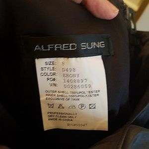 ALFRED SUNG Dresses - Alfred Sung strapless dress size 8
